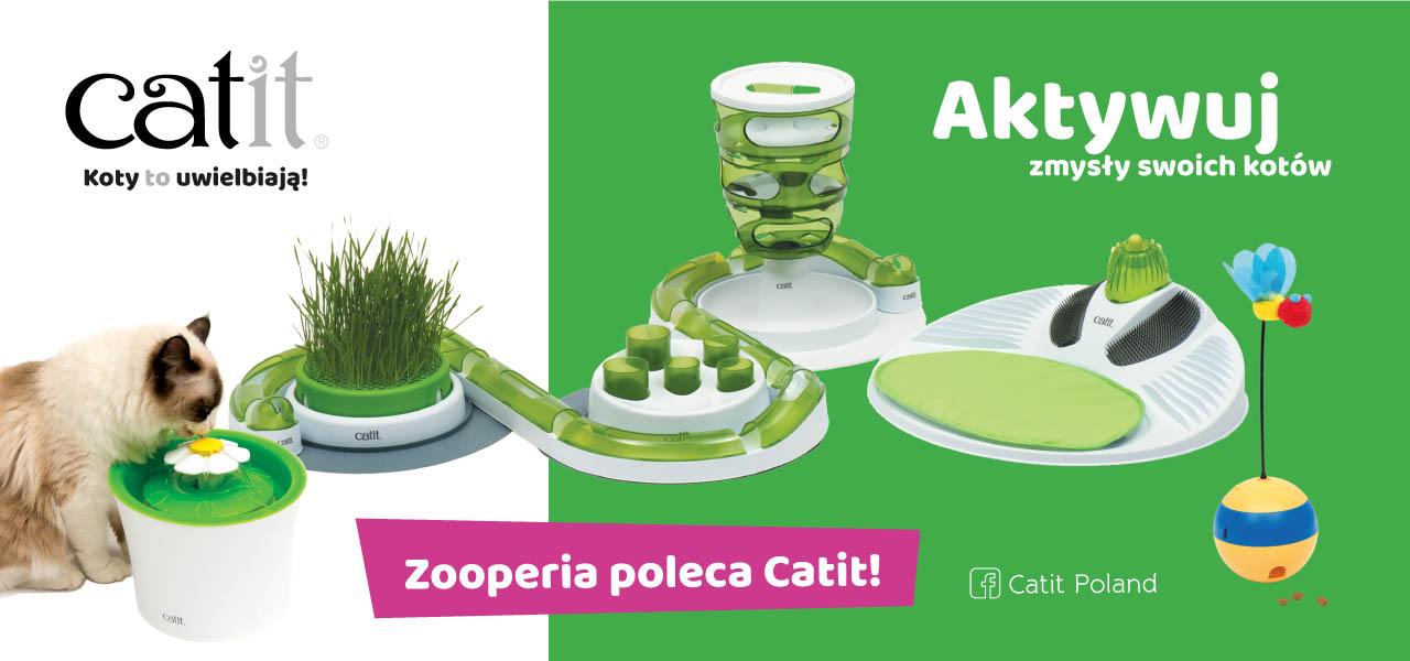 Cat it - akcesoria dla kotów